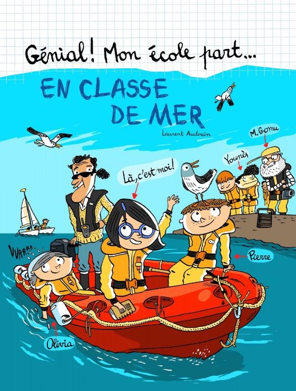 Classe de mer - CE2-CM1-CM2