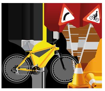 CE2 au CM2 - Sécurité routière en vélo !