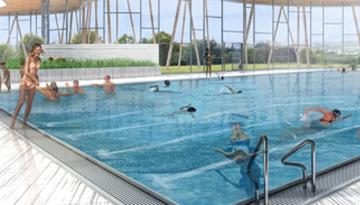 CP-CE1-CE2 - Séance de piscine à St Fulgent
