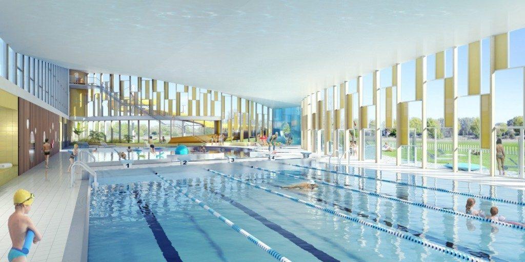 CP au CE2 - Natation à la piscine Aqua°Bulles
