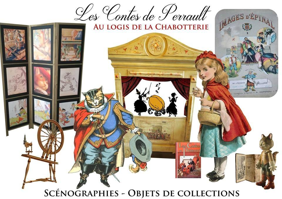 CP au CM2 - Les Vacances de Charles Perrault au Logis de La Chabotterie