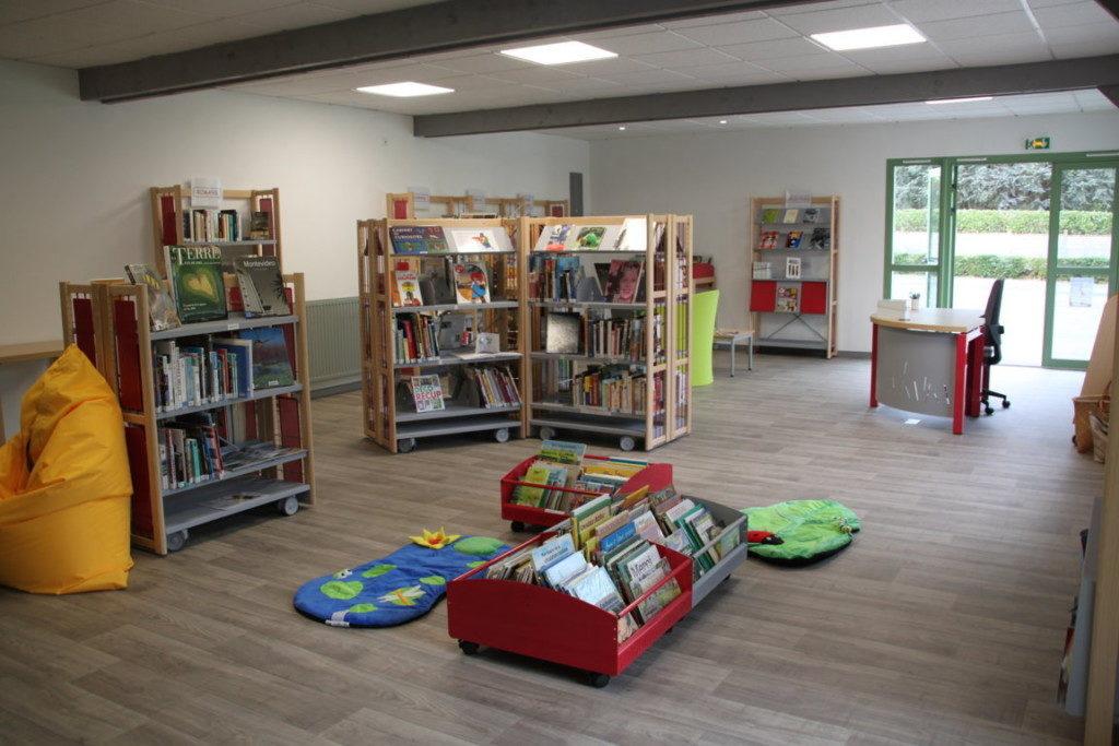 PS au CM2 - Bibliothèque