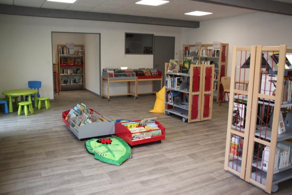 PS au CE1 - Visite à la bibliothèque