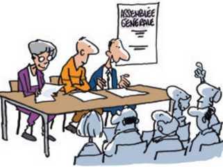 Assemblée Générale de l'école, l'OGEC et l'APEL